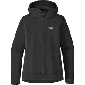 Patagonia W's Crosstrek Hybrid Hoody Black